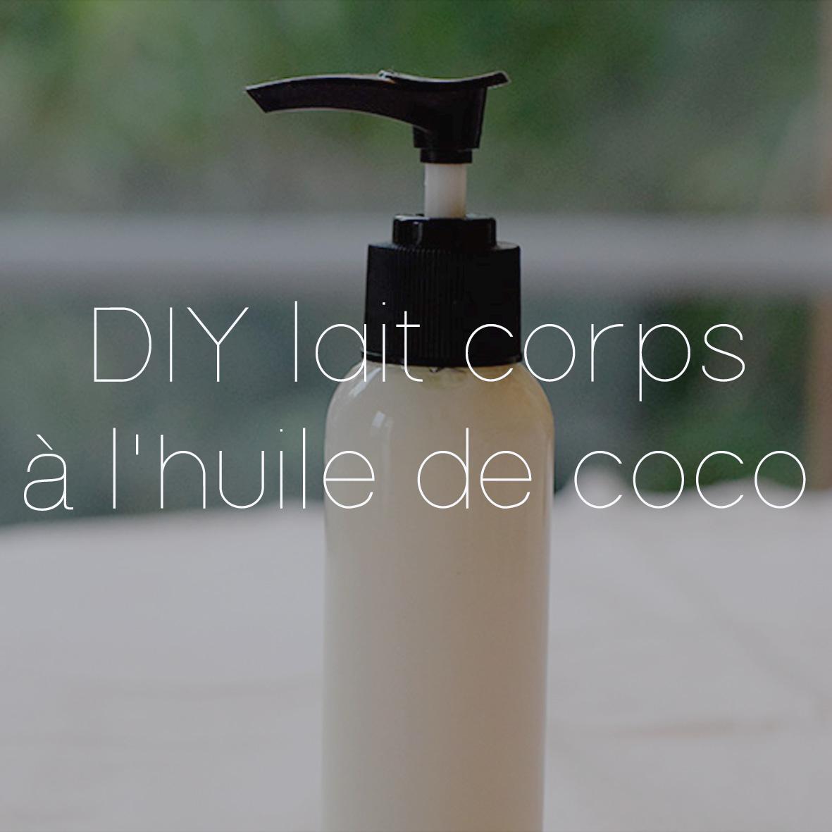 13 DIY CREME COCO