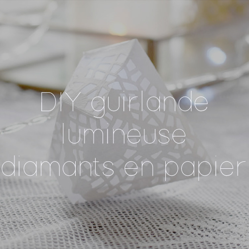 53 GUIRLANDE DIAMANTS