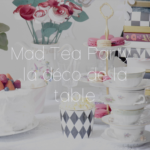 93 DECO MAD TEA PARTY