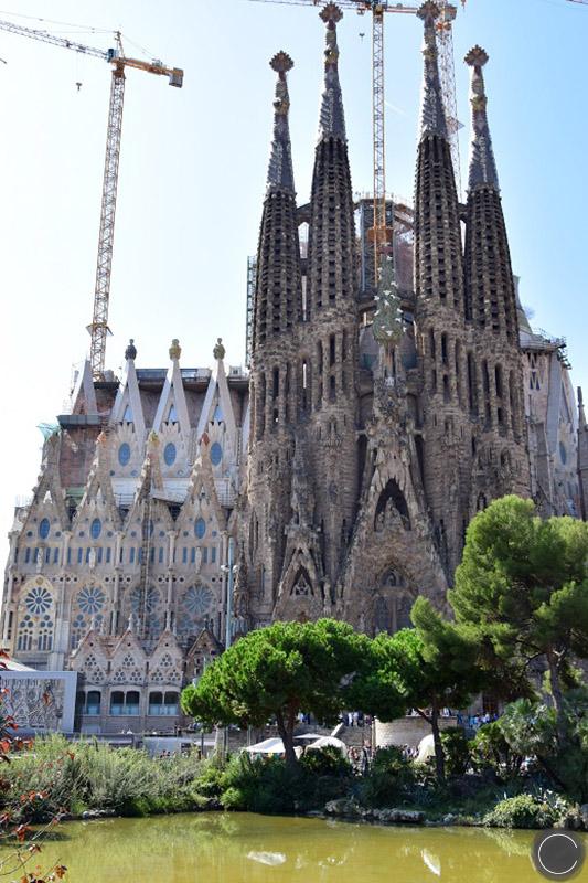 barcelone-sagrada-familia 1