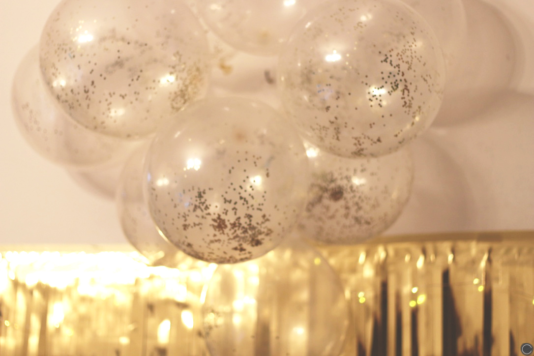 Ballons paillettes soiree Gatsby 02