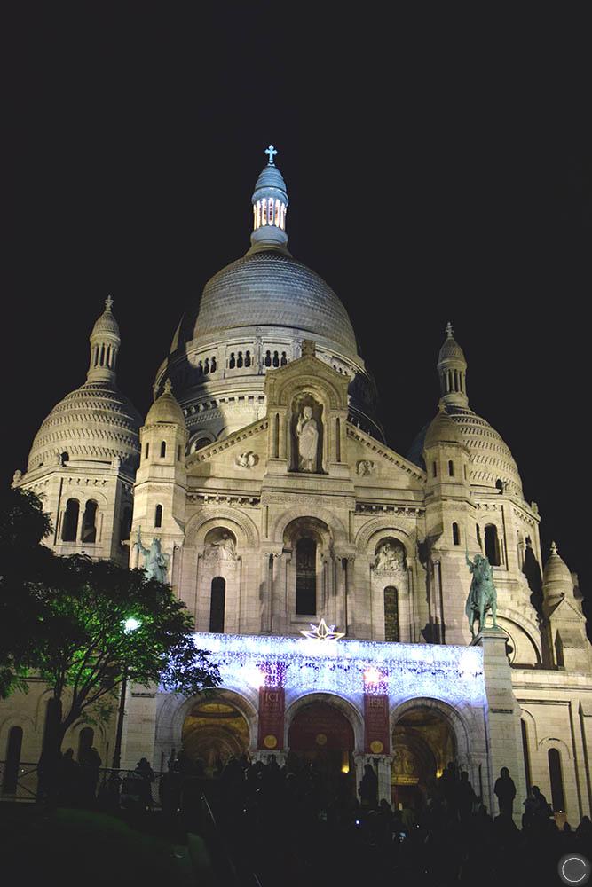 Promenade a Paris - Sacré Coeur (2)