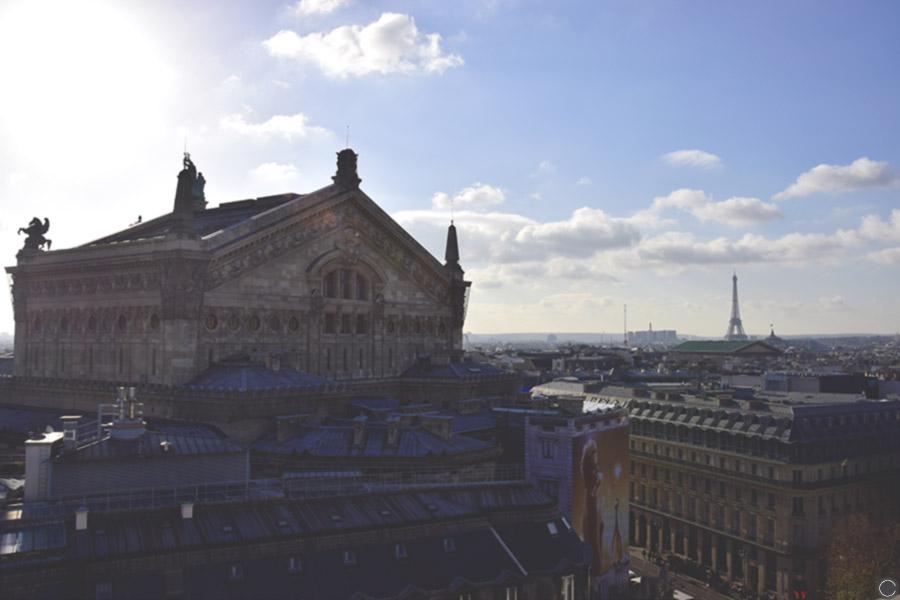 Promenade a Paris - toit Galeries Lafayette (1)