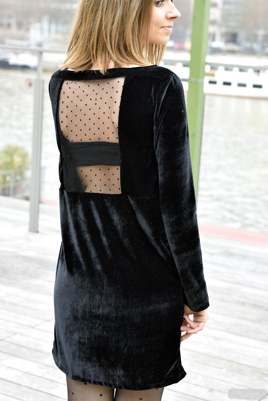 2f84aef1252 DIY Couture   la robe I AM Aphrodite en velours - C by Clemence