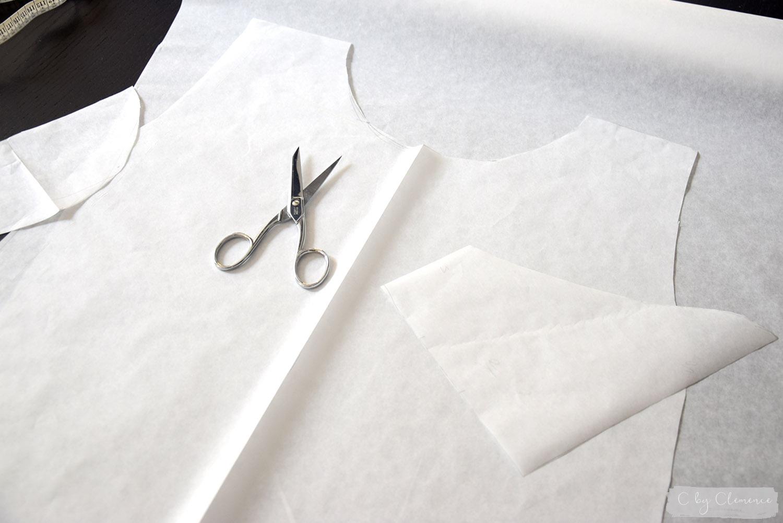 DIY TEE SHIRT EN VELOUR www.cbyclemence.com 03