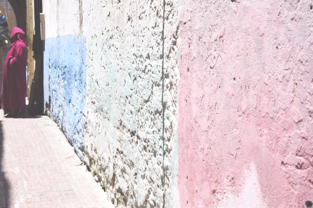 Mur d'Essaouira - C by Clemence