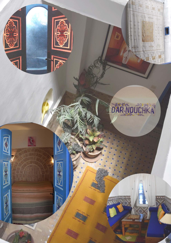 Dar Nouchka à Essaouira