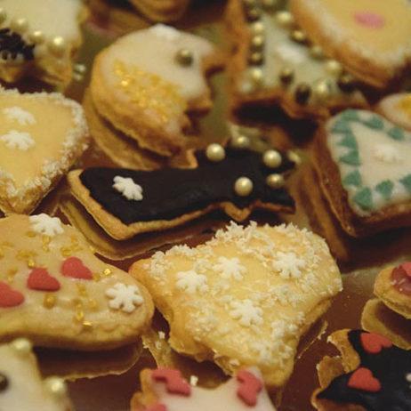 DIY #8 // Food : Des sablés de Noël