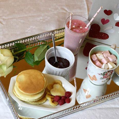 DIY #13 // Un petit déjeuner de Saint-Valentin