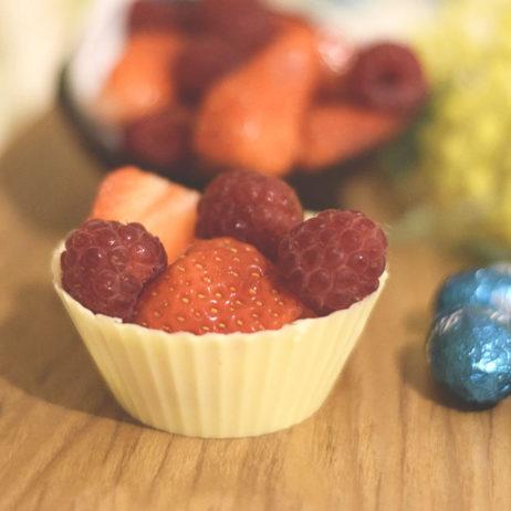 DIY #17 // Food : des bols en chocolat pour Pâques
