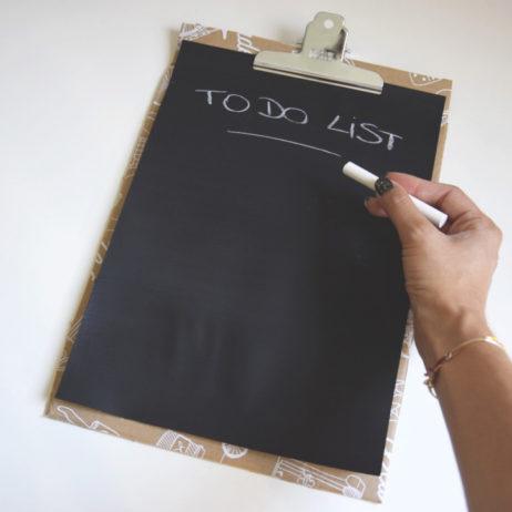 DIY #21 // Déco : ma TO DO list de rentrée