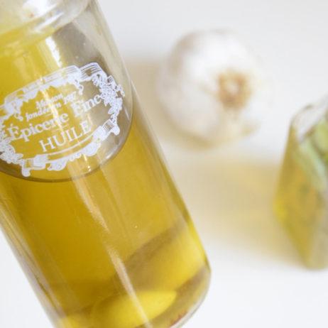 DIY #22 // Food : 2 recettes d'huile d'olive parfumée