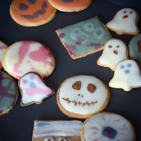 DIY #1 // Food : Des sablés d'halloween