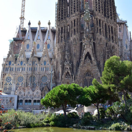 Un week-end à Barcelone : tourisme & night
