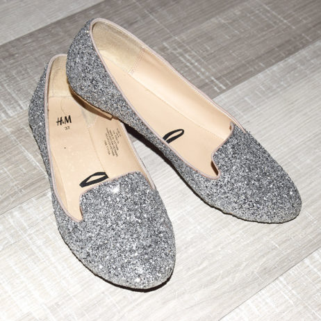DIY #3 // Mode : Des derbies à paillettes