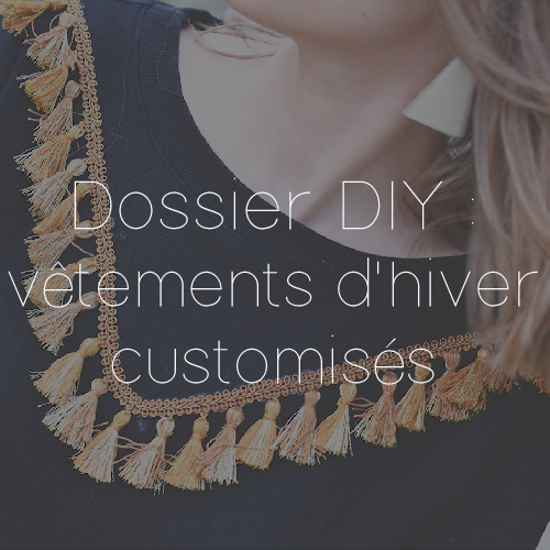 DOSSIER DIY VETEMENTS CUSTOM