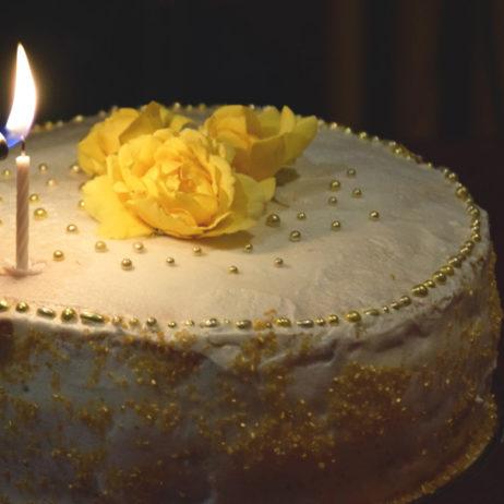 Gatsby Party #6 // DIY food : THE gâteau d'anniversaire