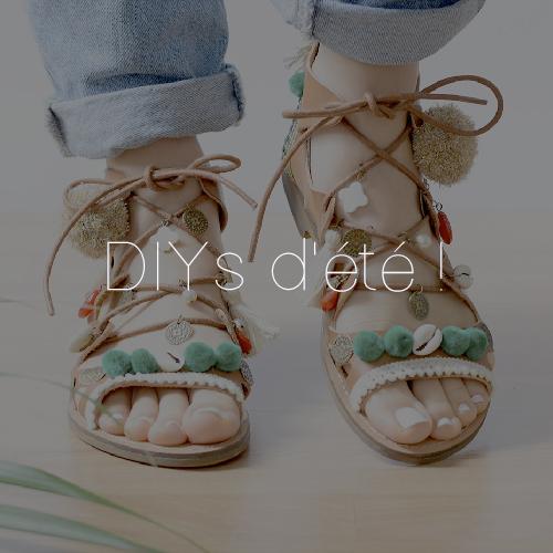 dossier DIY ETE