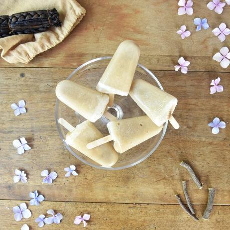 3 recettes glacées au Chaï Latte