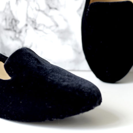 DIY chaussures en velours [VIDEO]