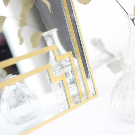 DIY Miroir Art Déco [+ concours]