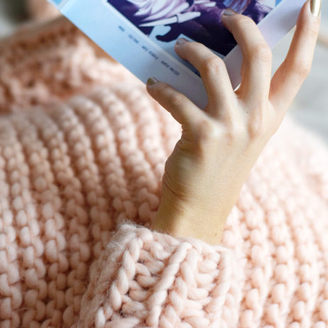 Tricot : le Nolita Sweater de We Are Knitters