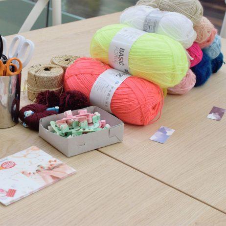 Retour en images sur les ateliers DIY fête des mères