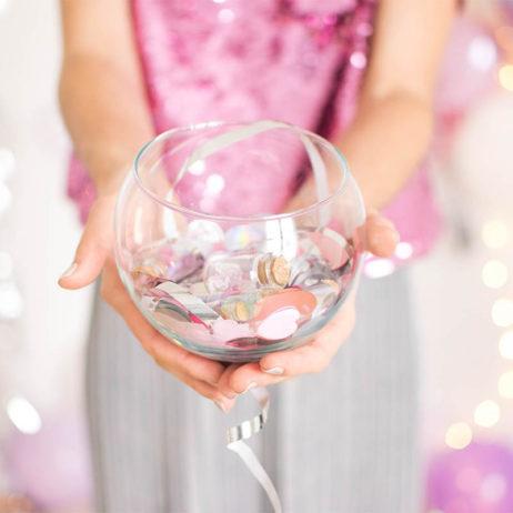 Idée cadeau DIY de Saint-Valentin : les fioles mots d'amour