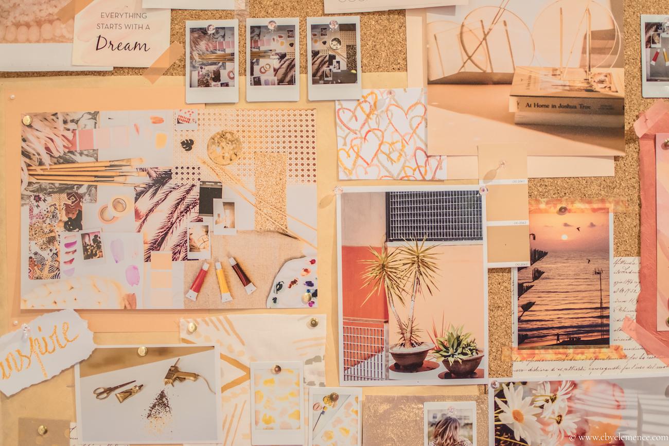 moodboards d 39 inspiration par c by cl mence mon. Black Bedroom Furniture Sets. Home Design Ideas