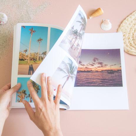 Où faire imprimer un livre photo de ses vacances ?
