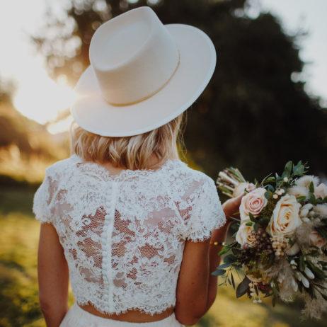 Mariage : mon look de mariée bohème