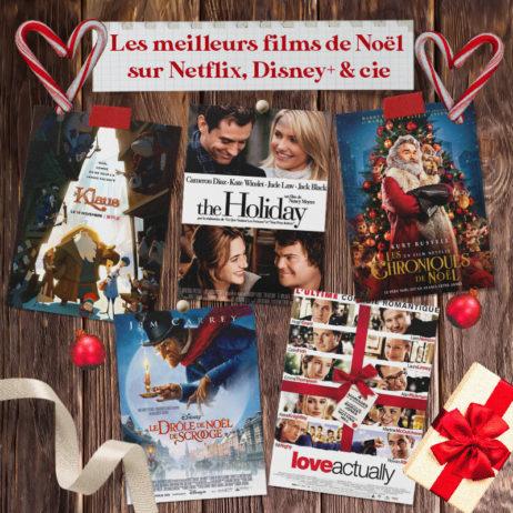 Les meilleurs films de Noël à voir sur Netflix, Disney+ et cie